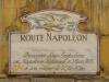 Route Napoleon sign